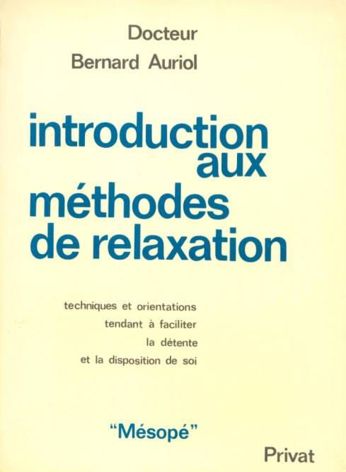 relaxation traduction