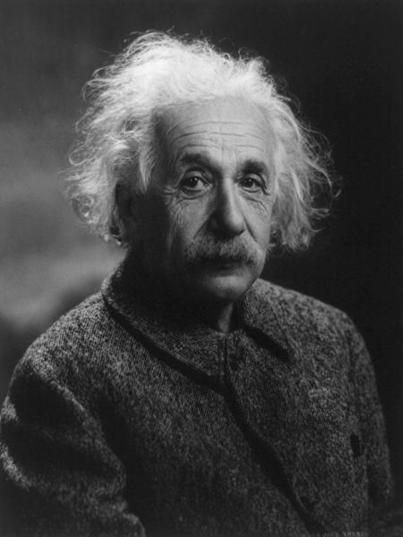 einstein, photo wikipedia
